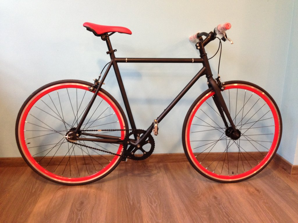 Ni Bicicleta Ni Bicicleto: Bicicleta Fixie 150 €
