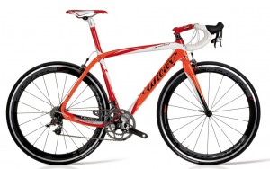 Bicicletas Modelos 2012 Wilier Cento1 Código modelo: 101 Arancio