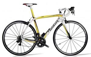 Bicicletas Modelos 2012 Wilier Cento1 Código modelo: 101 Giallo