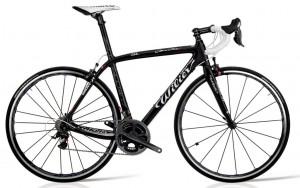 Bicicletas Modelos 2012 Wilier Cento1 Superleggera Código modelo: 101 Sl Nero Opaco