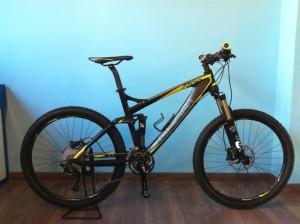 Bicicleta Ghost AMR Lector 7700 Foto 1