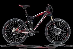 Bicicletas Modelos 2012 Ghost AMR 5900 Código modelo: My12 Amr5900 Black White Red