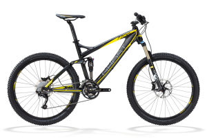 Bicicletas Modelos 2012 Ghost AMR Lector 7700 Código modelo: My12 Amrlector7700 Black Grey Yellow