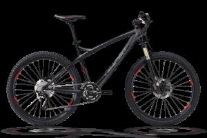 Bicicletas Modelos 2012 Ghost HTX Actinum 7500 Código modelo: My12 Htxactinum7500 Black Grey Grey