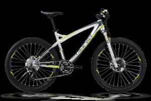 Bicicletas Modelos 2012 Ghost HTX Actinum 7500 Código modelo: My12 Htxactinum7500 Polished Grey Limegreen