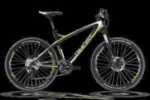 Bicicletas Modelos 2012 Ghost HTX Lector 7700 Código modelo: My12 Htxlector7700 Black White Limegreen