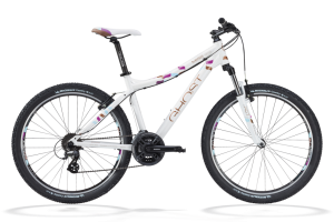 Bicicletas Modelos 2012 Ghost MISS 1200 Código modelo: My12 Miss1200 White Copper Blue