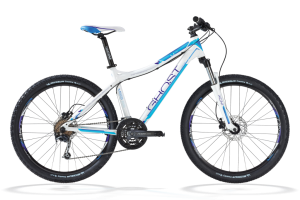 Bicicletas Modelos 2012 Ghost MISS 2000 Código modelo: My12 Miss2000 White Blue Purple