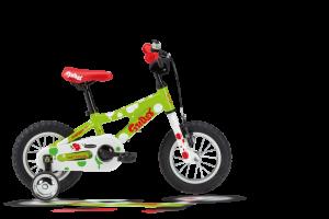 Bicicletas Modelos 2012 Ghost POWERKID 12″ Código modelo: My12 Powerkid12 Green 01