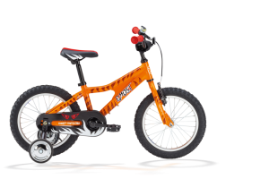 Bicicletas Modelos 2012 Ghost POWERKID 16″ Código modelo: My12 Powerkid16boy Orange 01