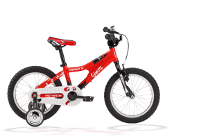 Bicicletas Modelos 2012 Ghost POWERKID 16″ Código modelo: My12 Powerkid16boy Red 01
