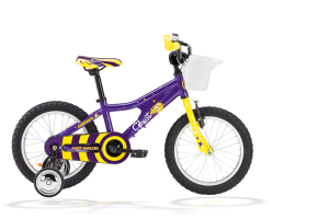 Bicicletas Modelos 2012 Ghost POWERKID 16″ Código modelo: My12 Powerkid16girl Purple 01