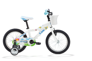 Bicicletas Modelos 2012 Ghost POWERKID 16″ Código modelo: My12 Powerkid16girl White 01