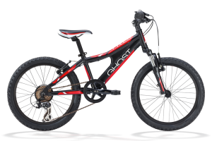 Bicicletas Modelos 2012 Ghost POWERKID 20″ Código modelo: My12 Powerkid20boy Black Red White 02