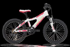 Bicicletas Modelos 2012 Ghost POWERKID 20″ Código modelo: My12 Powerkid20girl White Pink Limegreen 03