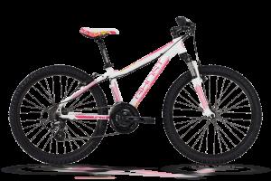 Bicicletas Modelos 2012 Ghost POWERKID 24″ Código modelo: My12 Powerkid24missy White Pink Limegreen 03