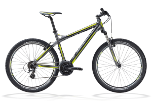 Bicicletas Modelos 2012 Ghost SE 1200 Código modelo: My12 Se1200 Grey Black Yellow