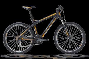Bicicletas Modelos 2012 Ghost SE 1800 Código modelo: My12 Se1800 Black Grey Orange