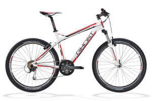 Bicicletas Modelos 2012 Ghost SE 1800 Código modelo: My12 Se1800 White Black Red