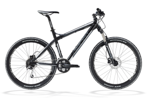 Bicicletas Modelos 2012 Ghost SE 3000 Código modelo: My12 Se3000 Black Grey White