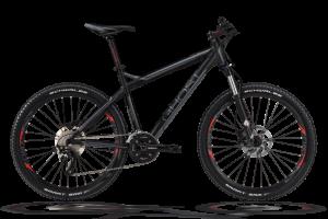 Bicicletas Modelos 2012 Ghost SE 8000 Código modelo: My12 Se8000 Black Grey Grey
