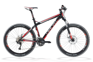 Bicicletas Modelos 2012 Ghost SE 8000 Código modelo: My12 Se8000 Black White Red