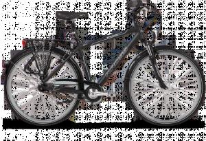 Bicicletas Modelos 2012 Kross Trans Sander Código modelo: Trans Sander M Czarny Mat