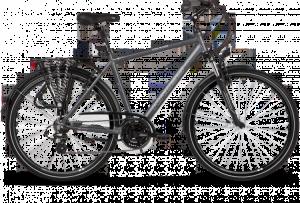 Bicicletas Modelos 2012 Kross Trans Siberian Código modelo: Trans Syberian Szary Mat