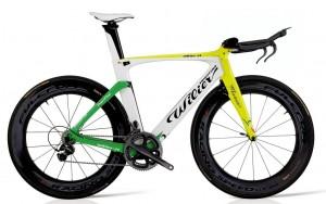 Bicicletas Modelos 2012 Wilier Twin Foil Código modelo: Twinfoil Fluo
