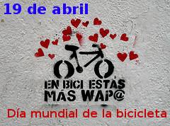 Eventos y salidas Eventos Día Mundial de la Bicicleta