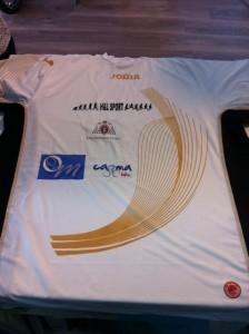 Nueva Camiseta de HL SPORT en colaboración con Carma Bike Foto 1