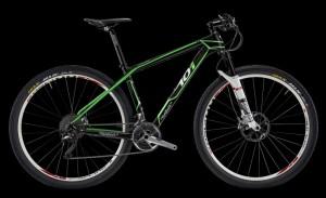 Bicicletas Modelos 2013 Wilier MTB 101 XN Código modelo: 101 Xn Nero Verde