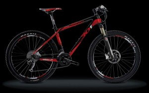 Bicicletas Modelos 2013 Wilier MTB 301 XC Código modelo: 301xc Red