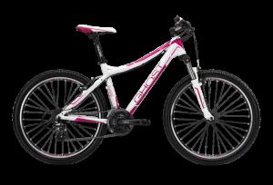 Bicicletas Modelos 2013 GHOST Ghost MISS MISS 1200 Código modelo: Miss 1200 White Purple Pink