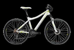 Bicicletas Modelos 2013 GHOST Ghost MISS MISS 2000 Código modelo: Miss 2000 White Grey Green