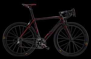 Bicicletas Modelos 2013 Wilier Cento1SR Código modelo: Nero