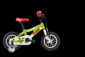 Bicicletas Modelos 2013 GHOST POWERKID 12 Código modelo: Powerkid 12 Green