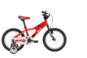 Bicicletas Modelos 2013 GHOST POWERKID 16 Código modelo: Powerkid 16 Boy Red