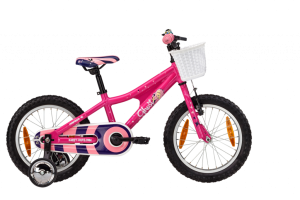 Bicicletas Modelos 2013 GHOST POWERKID 16 Código modelo: Powerkid 16 Girl Pink