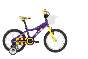 Bicicletas Modelos 2013 GHOST POWERKID 16 Código modelo: Powerkid 16 Girl Purple