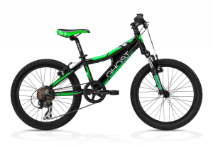 Bicicletas Modelos 2013 GHOST POWERKID 20 BOY Código modelo: Powerkid 20 Boy Black White Green