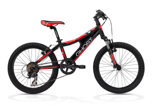 Bicicletas Modelos 2013 GHOST POWERKID 20 BOY Código modelo: Powerkid 20 Boy Black White Red