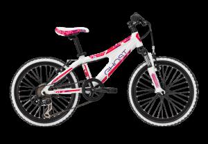 Bicicletas Modelos 2013 GHOST POWERKID 20 GIRL Código modelo: Powerkid 20 Girl White Violet Pink