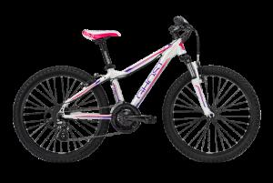 Bicicletas Modelos 2013 GHOST POWERKID 24 GIRL Código modelo: Powerkid 24 Missy White Purple Pink
