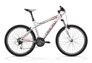 Bicicletas Modelos 2013 GHOST SE (Special Edition) SE 1800 Código modelo: Se 1800 White Black Red
