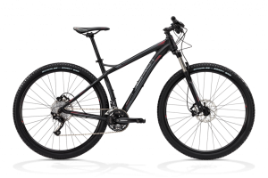 Bicicletas Modelos 2013 GHOST SE 29 SE 2950 Código modelo: Se 2950 Black Grey Red