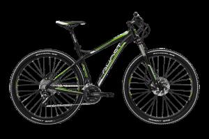 Bicicletas Modelos 2013 GHOST SE 29 SE 2950 Código modelo: Se 2950 Black White Green