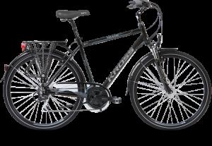 Bicicletas Modelos 2013 Kross Trans Pacific Código modelo: Trans Pacific Black Silver Matt