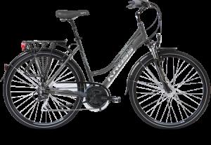 Bicicletas Modelos 2013 Kross Trans Pacific Código modelo: Trans Pacific D Graphite White Matt