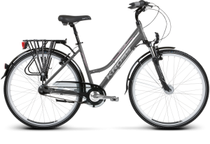 Bicicletas Modelos 2013 Kross Trans Sander Código modelo: Trans Sander D Bright Graphite Silver Shine